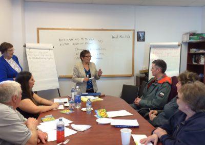 Cree Language Class MLA