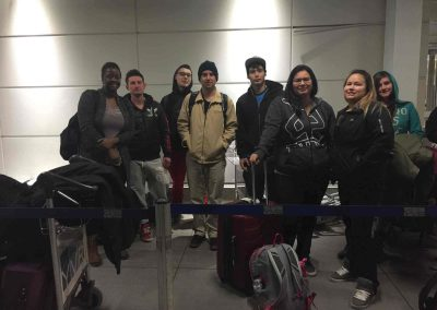 Group to Vancouver Nov 2017